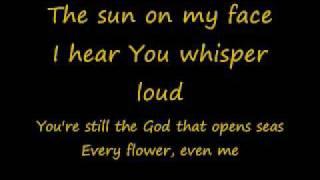 All I Need by Bethany Dillon (with Lyrics)