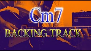 Guitar Backing Track Cm7