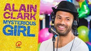 Alain Clark - 'Mysterious Girl' (live bij Qmusic)