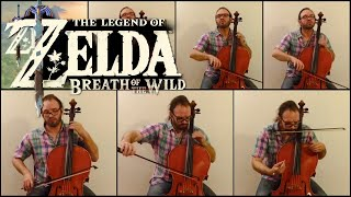 Zelda Cello - BotW Kass' Theme