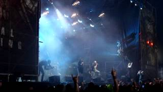 Amaranthe - Afterlife - Live @ Graspop 2013