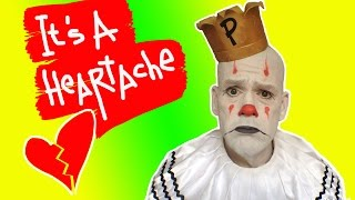 It's A Heartache - Bonnie Tyler cover - Puddles Pity Party