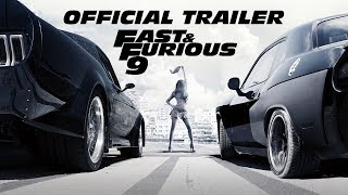 Fast and Furious 8 (Official Trailer) 2017 April 14 Coming Soon...