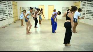 Professora Cara IF Petrolina- Hip Hop Dance Club Promotional, Zona Rural