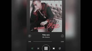 MC GUIME - FATO RARO #PRÉVIA2