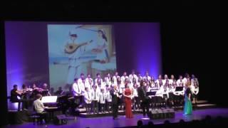 Gala do Lírico - Carla Bernardino, Giovanni d'Amore, Luís Pinto - Funiculi Funiculà