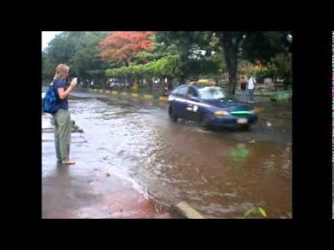 Masaya na een regenbui
