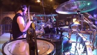 LEONETTA MARCO (TERREMOTO TANGENTI)resta drums cam live