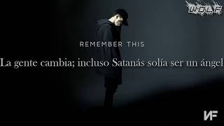 NF - Remember This (Sub Español)