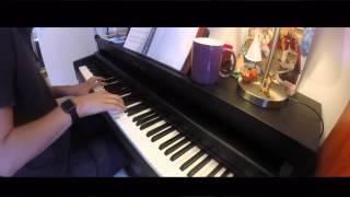 Healing Incantation - Tangled (Piano Cover)