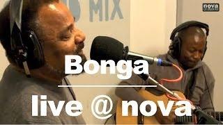 Bonga • Live @ Nova