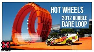 X Games Los Angeles 2012: Hot Wheels Double Dare Loop - ESPN X Games