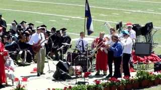 the best recessional graduation music ever (SKAlarship style)