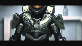 Halo 4 Legendary Ending Master Chief's Face German Epilog Full HD 1080p
