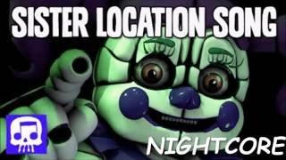 Join us for a Bite (Nightcore Edition) | JT Machinima & Andrea Storm Kaden [FNAF: SISTER LOCATION]