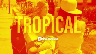 "Pop Beat 2017 ""Tropical"" House Instrumental by DefSpace Beats"