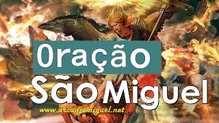 ORAÇÃO PODEROSA DE SÃO MIGUEL ARCANJO