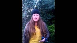 Entre tus brazos - Sarayma (Cover Virginia De Los Santos)