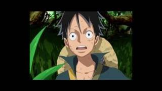 monkey D luffy amv (oreslan song)