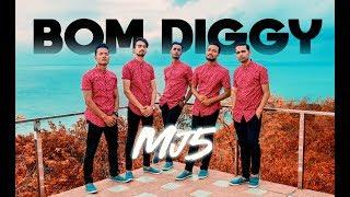 BOM DIGGY | Zack Knight X Jasmin Walia | MJ5