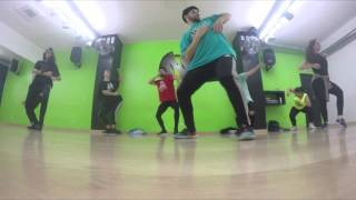David Fernández clases en On dance Studios | Jeremih ft Jhene Aiko - Worthy