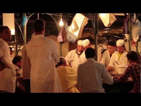 World Trip Morocco マラケシュ Djemaa el Fna