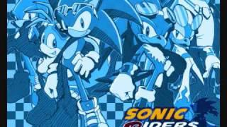 Sonic Riders-Splash Canyon (Red Canyon)