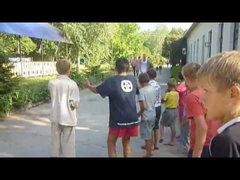 Ukraine Orphans, Summer Camp, Chigirin