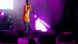 Edy Shine - Actuação no show do Phater Mak - Verdadeiro Mc