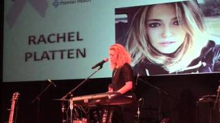"Rachel Platten ""Fight Song"" LIVE - Concert for a Cure - Mix 107.7"