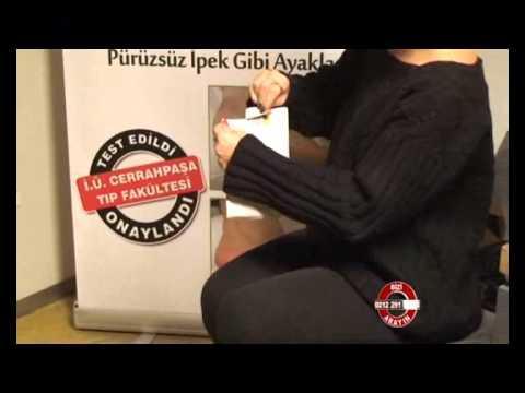 Sektörel Haber Merkezi - Silky Foot Roportaj Videosu