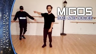 MIGOS - Bad and Boujee Dance Freestyle Feat. Michial Harris | 2017 Dance Freestyle | #33 of 365