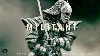 "Dancehall Riddim Instrumental 2018 | ""Militant Riddim"" |Vybz Kartel Type beat | Prod.Dan Sky"