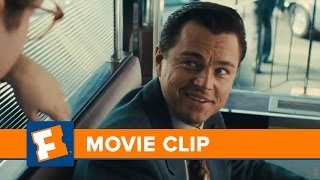 """The Wolf of Wall Street """"You Make a Lot of Money"""" Clip HD 