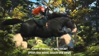 Brave - Touch The Sky (EU Portuguese - Subs&Trans)