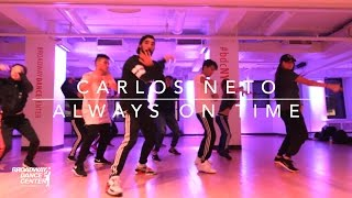 Carlos Neto | Int Street Jazz/Hip-Hop |  Always On Time - Ja Rule feat. Ashanti | #bdcnyc
