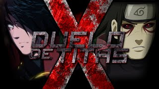 Hashirama VS. Madara | Duelo de Titãs