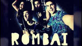 Rombai - Abrazame (Lyric Video)  Dj Farotti