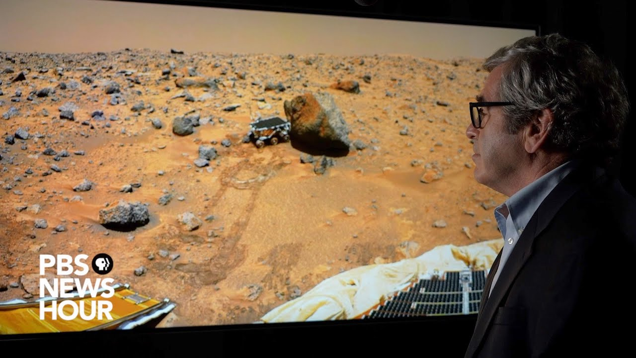 10 Images that Reveal what we've Learned about Mars after Decades of Exploration