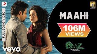 Raaz - The Mystery Continues - Maahi Video   Emraan, Kangana width=