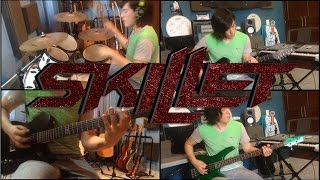 Out Of Hell - Skillet (Instrumental Cover) (Guitar Cover) (Bass Cover) (Drum Cover)