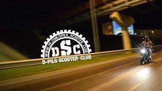 Daugavpils Scooter Club | Night Ride 4