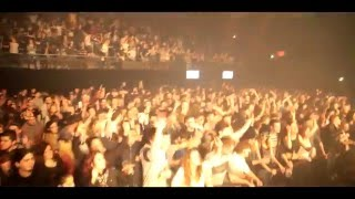 Born To Rave Tour - Official Aftermovie @ Cargö (Caen) - 16/01/16