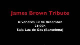 James Brown Tribute - Promo concert - 30/12/2016 - Luz de Gas