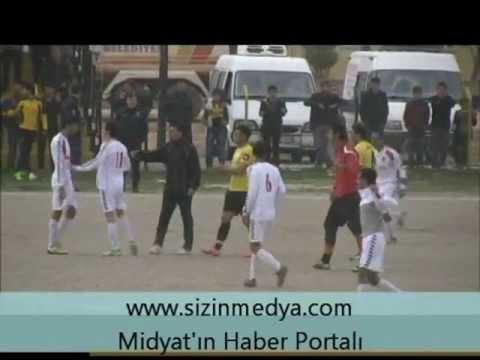 Midyat 3 - 1903 Mardinspor 2