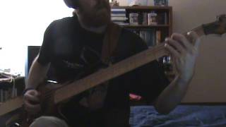 Sleep - Royal Blood Cover Bass Only (No Effects)