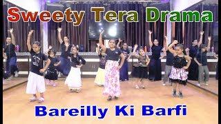 Sweety Tera Drama Girls Dance Video | Bareilly Ki Barfi | Easy Dance Steps | Step2Step Dance Studio