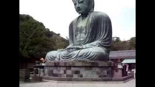 2014.09.03. The Great Buddaha and Kotoku-in.