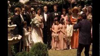OST The Godfather Theme Nino Rota / Ennio Morricone OFFICIAL VIDEO