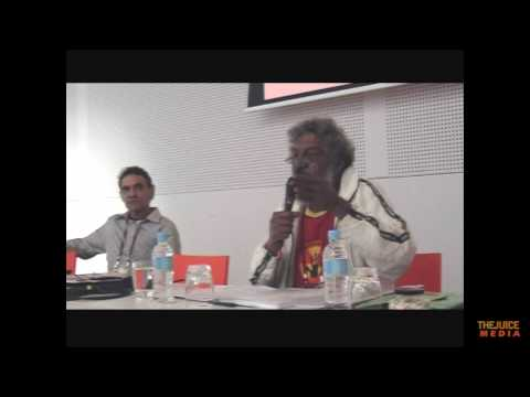 Denis Walker - Aboriginal activist - on the banking system (part 4 of 4)